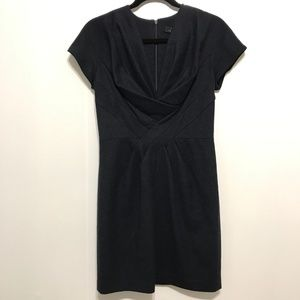 Robert Rodriguez Wool Mini Dress Size 4